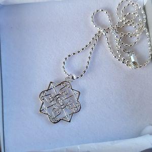 Sterlin silver necklace